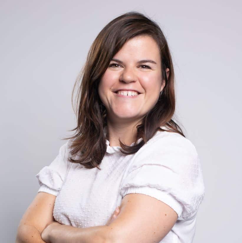 Aurélia Juif-Leclerc cofondatrice de Les Talents M