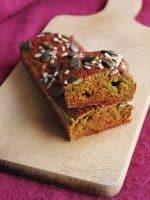 Cake à la betterave rouge (vegan, sans gluten)